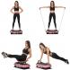 Vibrační plošina SKY SVP21 různé možnosti cvičení